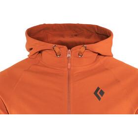 Black Diamond Logo - Veste Homme - orange